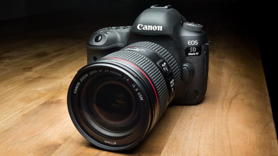Canon EOS 5D Mark IV Making Cinemagraphs