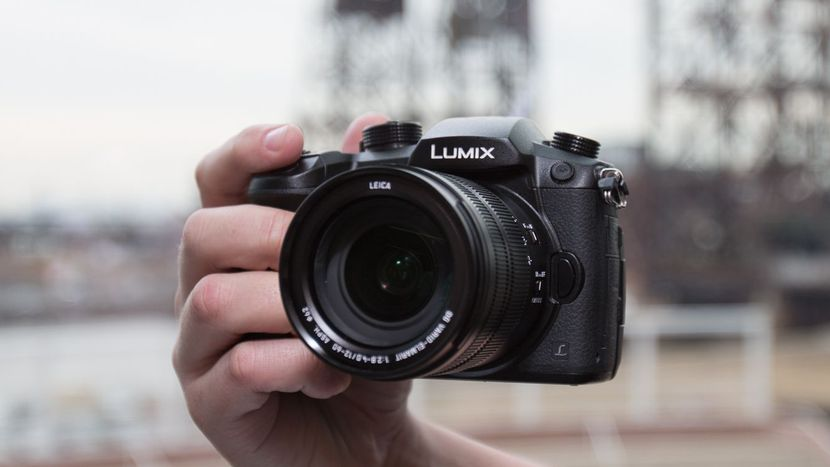 Panasonic Lumix GH5 Making Cinemagraphs