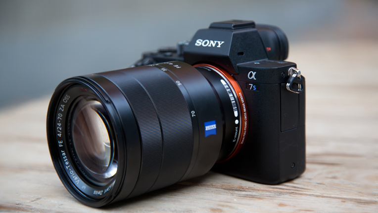 Sony Alpha A7SII Making Cinemagraphs