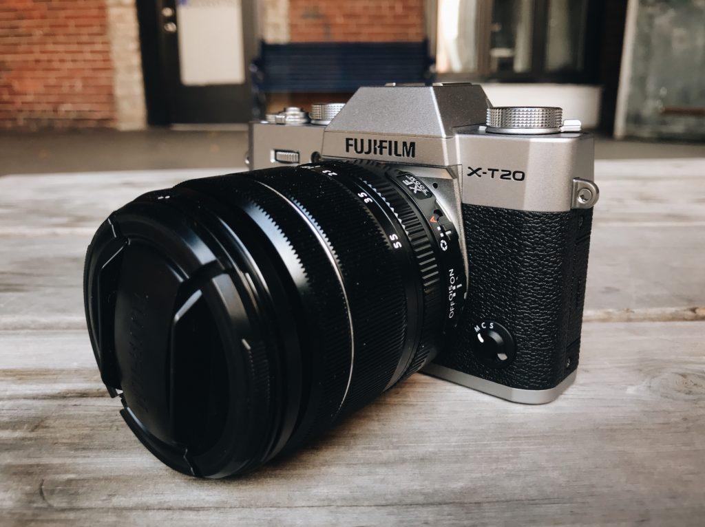 Fujifilm X-T20 Getty Flixel Your World Contest